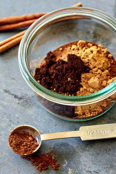 """Pumpkin pie spice"" is just a mix of 5 common spices you probably have already. 