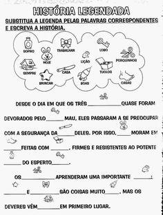 textos para alunos de 4o ano - Pesquisa Google
