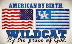 Im not American yet I'm just proud to be a WILDCAT!!!