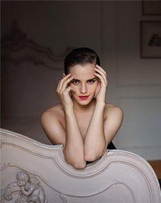 ru_glamour: Emma Watson Mariano Vivanco Photoshoot 2011