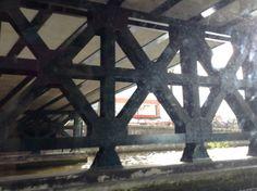 Constructie brug