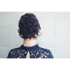 guest snap arrange hair