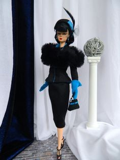 OOAK Vintage Fashion for Silkstone/Fashion Royalty Dolls by Joby Originals