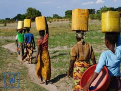 Women have to spend hours collecting water that isn't even clean. Help us change that! water282.causevox.com