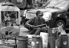 Pots & Pans, Street Music of NYC