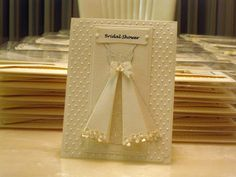 Sara's Shower Invitations by ctorina - Cards and Paper Crafts at Splitcoaststampers