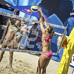 Swiss women create Klagenfurt history during beach volleyball championship