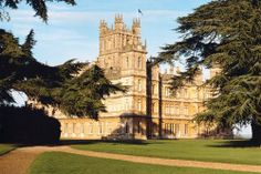 6 Fun Facts About Downton Abbey's Highclere Castle. note number 4, about the bells!