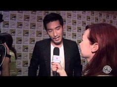 Godfrey Gao Comic-Con 2013 Exclusive Interview