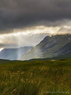 Glen Coe - Lights & Shadows, Scotland