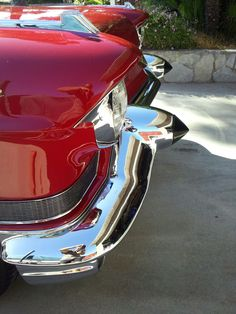 1957 Cadillac Biarritz: This car has a soul and a spirit like no other. True American classic!