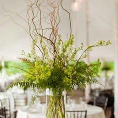 Centerpiece- Photo courtesy of Hitched Studios www.stacykfloral.com