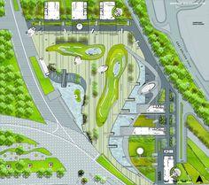 Urban Design Project for Izmit Shoreline / Ervin Garip