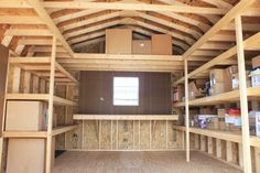 Shed DIY Storage Shed Shelving Ideas More Now You Can Build ANY Shed In A Weekend Even If You've Zero Woodworking Experience!