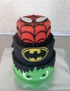 hulk cake - Google Search