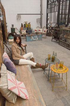 Muebles vintage Francisco Segarra