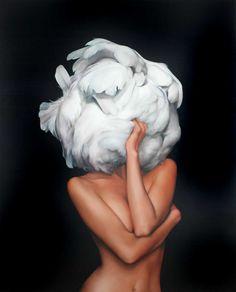 Amy Judd - The Thinker - Hicks Gallery