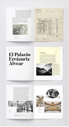 Book design: Museo Nacional de Arte Decorativo: Memorias de un proyecto.