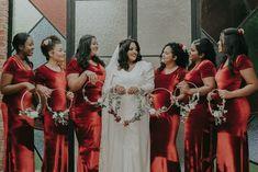 Bridesmaid Dresses, Wedding Dresses, Amanda, Bouquet, Fashion, Dress Wedding, Dream Wedding, Engagement, Outfits