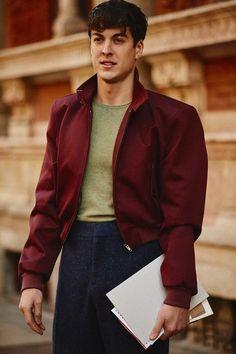 Los hombres mejor vestidos de Milan Fashion Week Men (Enero 2018) | GQ España