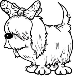 yellow lab coloring pages - photo#47