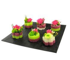 Fleurs anniversaire: Mignardises florales