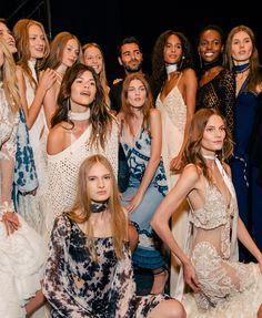 Behind-the-Scenes Snaps From New York Fashion Week:  Jonathan Simkhai