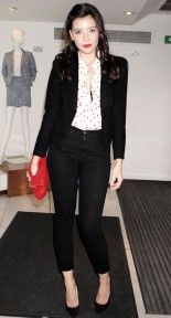 Daisy Lowe and Laura Bailey party the night away in style at Jaeger Boutique…