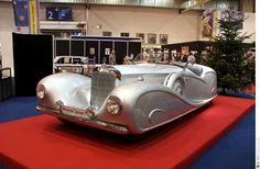 1935 Mercedes 500 K