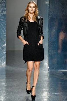 Trend: Midnight / Designer: Theyskens' Theory / Photographer: Gianni Pucci