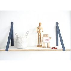 E|L by DEENS.NL Plankdragers PIEN jeansblauw - deens.nl