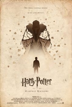 Beautiful set of prints by Adam Rabalais for the Harry Potter films.