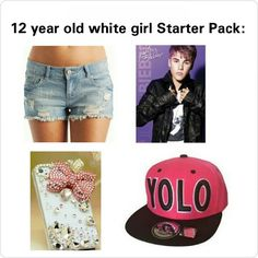 That's not true for my school it's baggy pants and a crop top. Some are like that tho ;^;