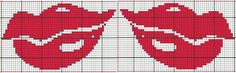 patrones de llaveros a punto de cruz (pág. 6)   Aprender manualidades es facilisimo.com