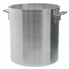 Update International APT-60HD Heavy Weight Aluminum Stock Pot, 60-Quart by Update International. $101.49. Constructed of heavy gauge reinforced aluminum. Can cook nearly anything inside its wide base and high walls. Heavy weight aluminum stock pot is handiest cookware item in the kitchen. Comes with 60-quart capacity. Helps in making stock, broth and stews to braising meat or steaming lobster or crab. This heavy weight aluminum stock pot is handiest cookware item in the...