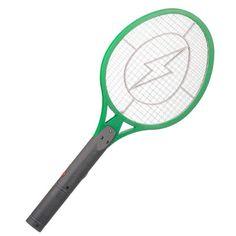 Raquete Elétrica Mata Insetos, Moscas, Mosquitos e Pernilongo Rackets, Tennis Racket, Gifts, Products, Killing Gnats, Bug Zapper, Presents, Favors, Gift