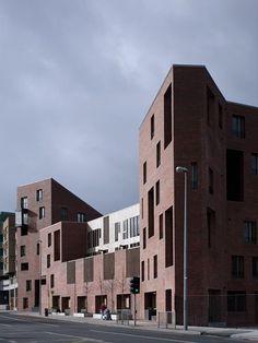 Timberyard Social Housing, Dublin, 2009