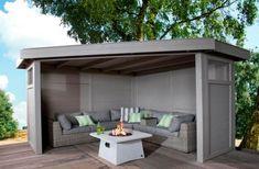 Pergola For Small Backyard Code: 7571066239 Backyard Seating, Outdoor Pergola, Backyard Pergola, Pergola Shade, Garden Gazebo, Backyard Garden Design, Patio Design, Pergola Pictures, Outdoor Kitchen Design