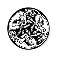 Celtic Pagan Symbols | Wiccan Symbols Stickers, Wiccan Symbols Sticker Designs
