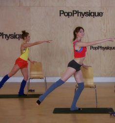Pop Physique moves