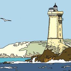 FRANCIA La Vieille, Point de Raz, isla de Sein, Bretaña 1