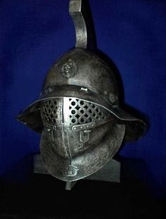 Image result for gladiator helmet