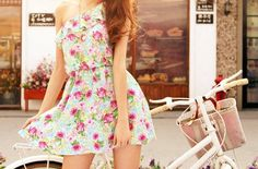 9 summer dresses every girl wish to wear ! - Myfriendshop