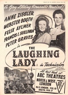 Laughing Lady - 1947.