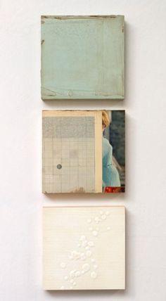 Write It Down by Jane Hambleton | artsy forager #art #mixedmedia