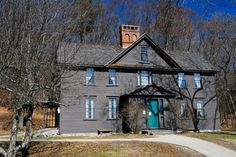 Orchard House, Home of Louisa May Alcott, Concord, Massachusetts