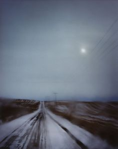 Todd HIDO :: from Landscapes series
