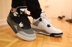 air jordan iv do the right thing characters