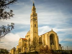 The Weekly Postcard: Basilica of the National Shrine in Washington D. Byzantine Architecture, Washington Dc, Posts, Blog, Messages, Blogging