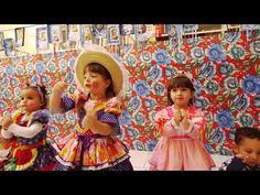 Festa Junina Módulo1F - Educação Infantil - YouTube Youtube, Musicals, Flower Girl Dresses, Education, Wedding Dresses, Videos, Fashion, Early Education, Party
